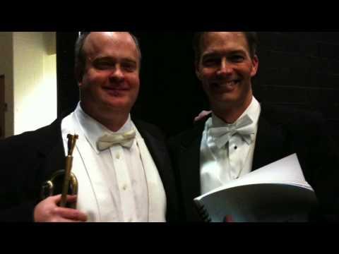 Jim Stephenson: Trumpet Concerto #1, mvmt 1