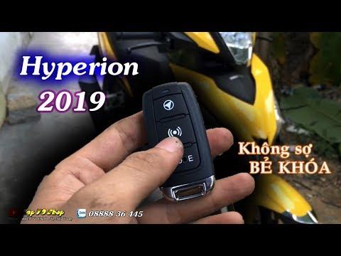 Hướng Dẫn Chi Tiết cách Sử Dụng Chống Trộm Hyperion 2019   Lập 79 Shop