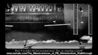 The Misadventures of PB Winterbottom Walkthrough - Savory and Salutations - 1-11