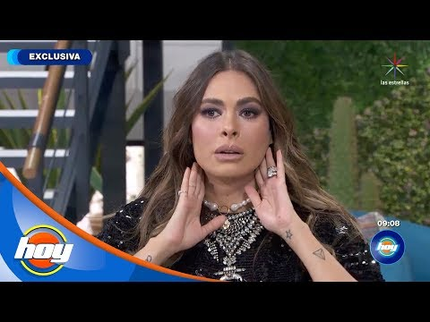 ¡Galilea Montijo está de regreso en HOY y aclara rumores de su ausencia en el programa!