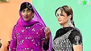 Best of Nargis and Sajan Abbas New Pakistani Stage Drama Full Comedy Funny Clip | Pk Mast