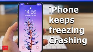 What to do if iPhone keeps freezing and crashing | iPhone 6 , iPhone 6 plus, iPhone 8