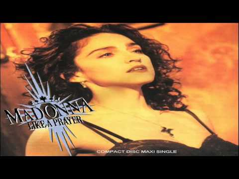 Madonna Like A Prayer (12'' Extended Dance Club Mix)