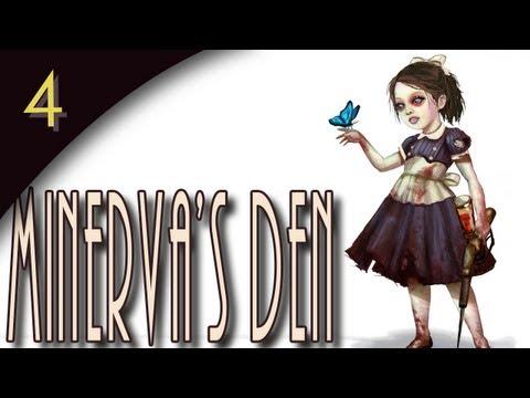 Minerva's Den | E04 | GRAVITY WELL! [Bioshock 2 DLC]
