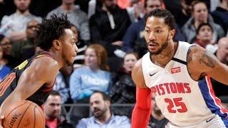 Detroit Pistons Vs Cleveland Cavaliers Full Game Highlights January 9 2019 20 NBA Season