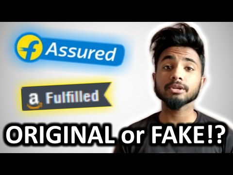 What is Flipkart Assured and Amazon Fulfilled - The truth Behind !!!