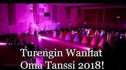 Turengin Wanhojen omatanssi 2018! (+TIMELAPSE!!)