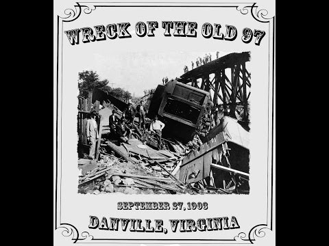 Wreck of the Old 97 Centennial in Danville, Virginia September 27, 2003