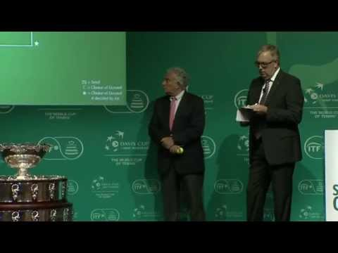 Davis Cup Draw 2015: as it happened