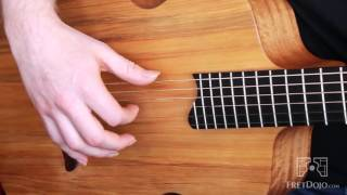 How to Play the Travis Picking Pattern