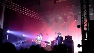 Tocotronic / Rebel Boy / Erfurt / Stadtgarten / 10.10.2015