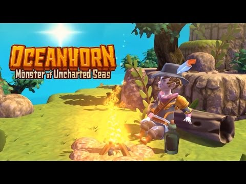 Oceanhorn: Monster Of Uncharted Seas - Switch Announcement Trailer