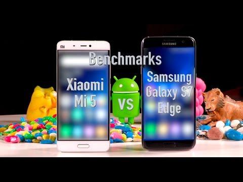Benchmark Test: Xiaomi Mi 5 vs Samsung Galaxy S7 Edge | Digit.in