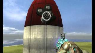 Garrys Mod Russian nuclear missile
