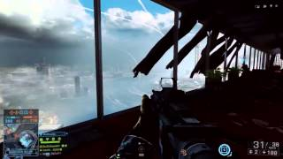 Battlefield 4 : Building Collapse [PS4]