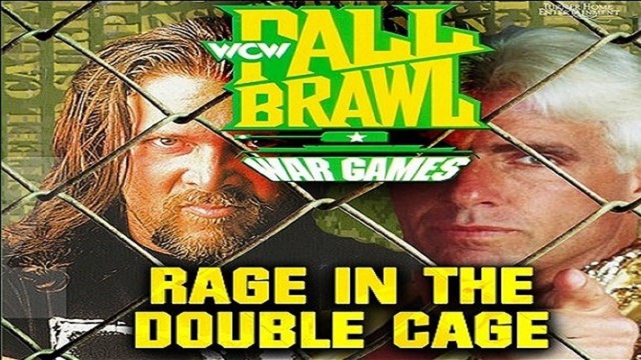 Looking Back At: WCW Fall Brawl 1997 - YouTube