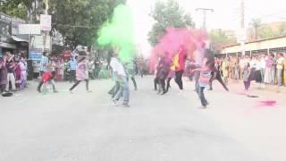 ICC World T20 Flashmob-SOS Hermann Gmeiner College