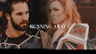 becky+seth [running away]