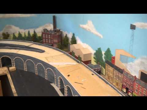 JULY UPDATE ON AMBERTON 00 GAUGE MODEL RAILWAY