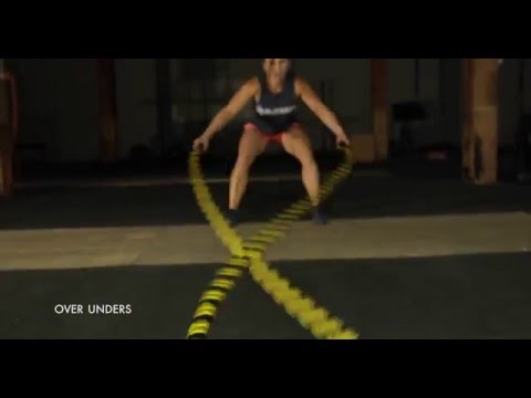 Improve Your Workout with Ropes