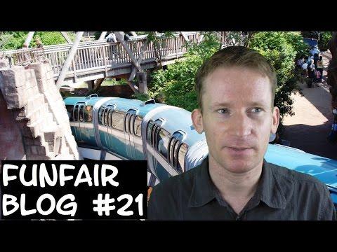 Phantasialand Jet Onride 1999 | Funfair Blog #21 [HD]