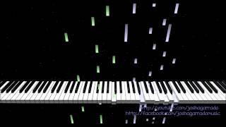 Wolf Children - Kito Kito (おおかみこどもの雨と雪 - きときと-四本足の踊り) - piano version