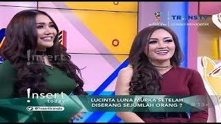 LUCINTA LUNA MURK4 SETELAH DIS3R4NG BANYAK ORANG MP3