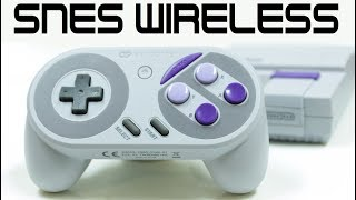 SNES Classic Edition : My Arcade wireless controller Super Pad quick look