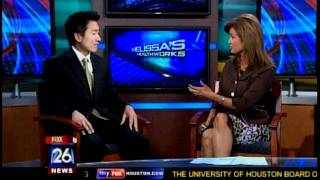Cosmetic Surgeon Dr. Nikko on Houston Channel 26 News- Fat transfer Thumbnail