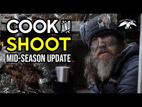 Billy Hole   Cook And Shoot Mid-Season Update With Jase Robertson And Justin Martin
