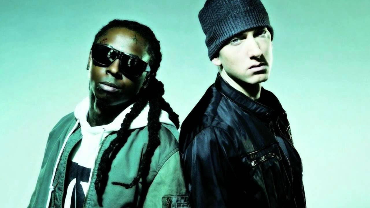 Eminem - Gangsta's Paradise remix feat. Lil wayne - YouTube  Eminem Baby Album