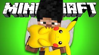 СЪЕШЬ ПИКАЧУ - Minecraft (Обзор Мода)