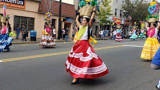 |1/2| Desfile De La Hispanidad En NJ 2018