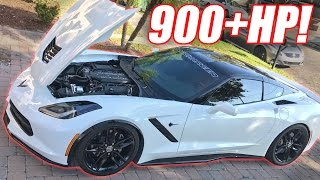 How I Modified My Car To OVER 900hp!