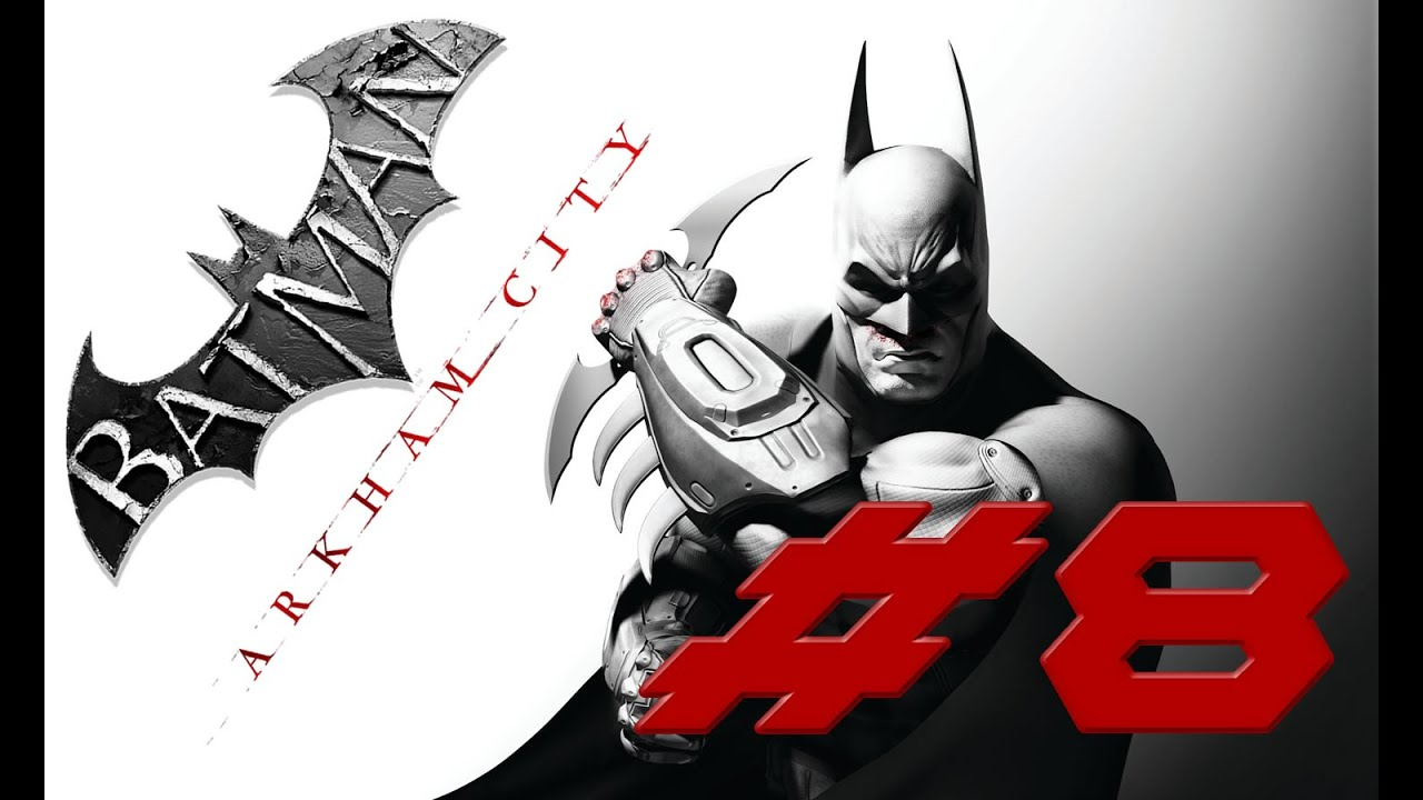 Batman Arkham City Beyond Skin Gameplay Part 8 (PC, Xbox ...