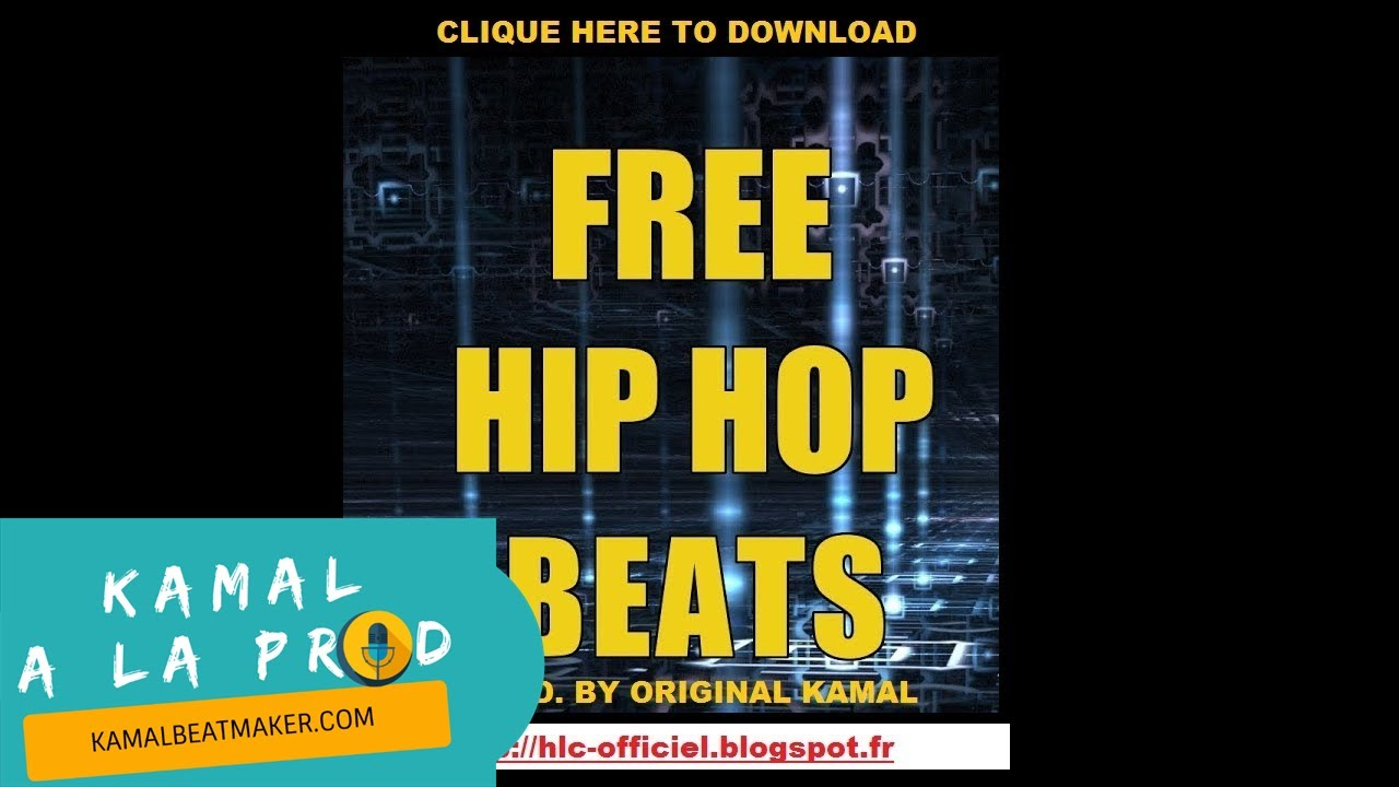 New Free Instrumentals Hip Hop Rap Beats 2014 | Free Download #4 (Kamal A  La Prod)