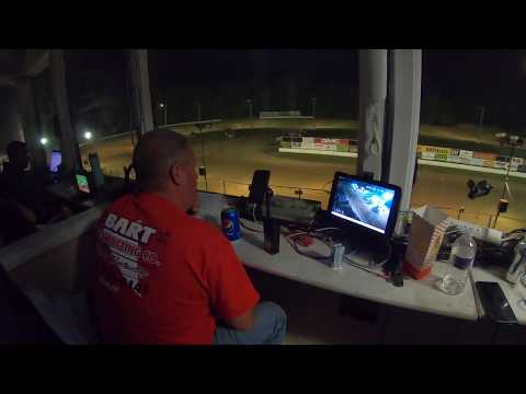 Albany/Saratoga Speedway -Inside The Tower