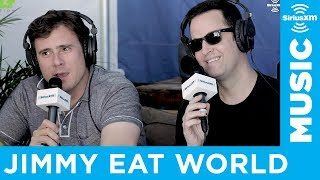 Jimmy Eat World Joins Madison Backstage at Hangout Music Festival 2019