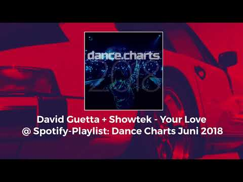 David Guetta & Showtek - Your Love