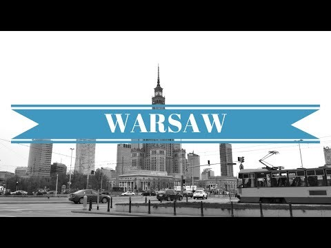 WARSAW - Travel Diary