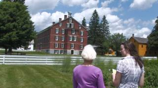 Hancock Shaker Village - An Orientation