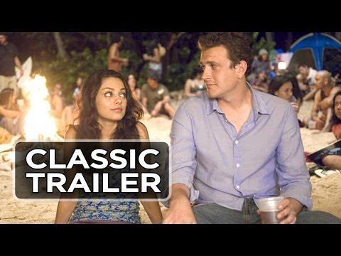Forgetting Sarah Marshall Official Trailer #1 - Jason Segel, Mila Kunis Movie (2008) HD