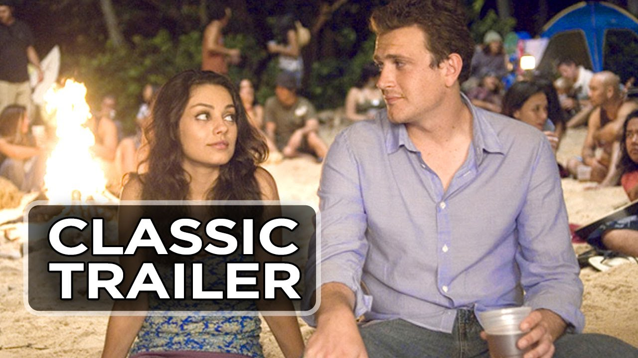 Forgetting Sarah Marshall Official Trailer 1 Jason Segel Mila