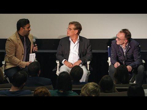Steve Jobs movie Q&A with Aaron Sorkin and...