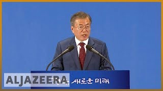 🇰🇷 🇰🇵 South Korea's leader: Pyongyang seeks second Trump-Kim summit   Al Jazeera English