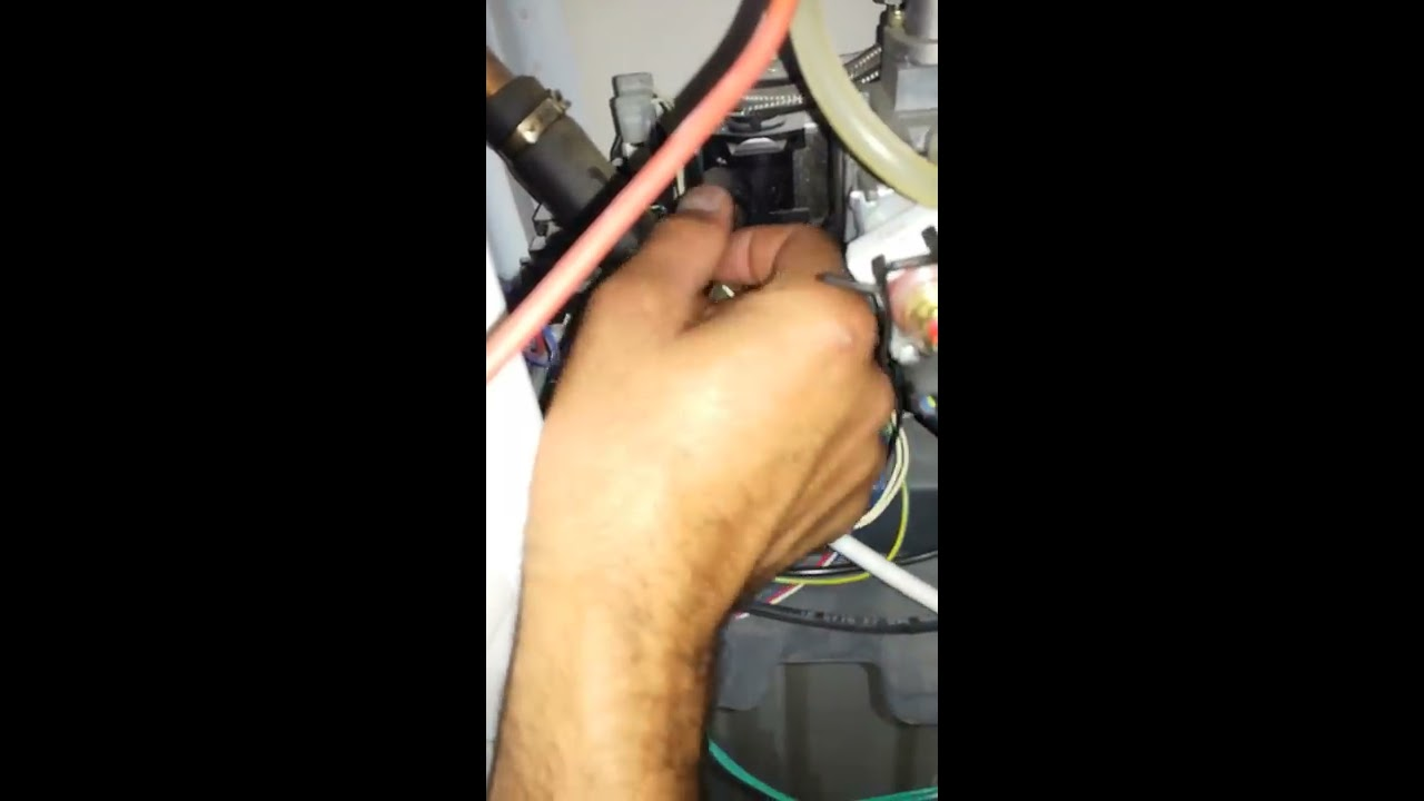 The Boiler Does Not Heat The Water Ntc Fault