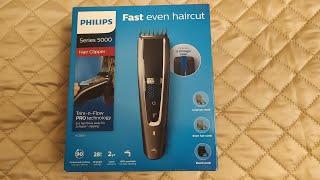 машинка для стрижки волос Philips HC-5446 обзор