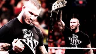 WWE Champion Randy Orton Theme Song (2013 Heel Theme) Voices
