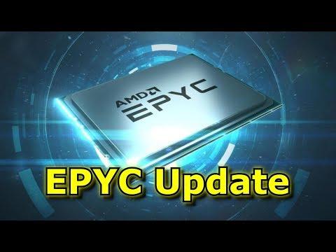 An EPYC Update