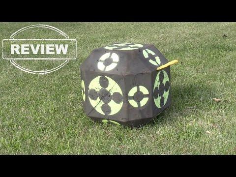 Rinehart 18-1 Target - Review (archery)
